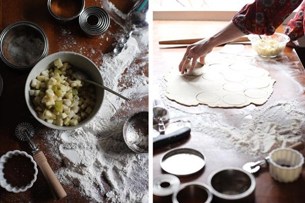 Recipes - hand pies, sweet empanadas, dessert turnovers