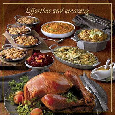 Top 10 Ways to Simplify Thanksgiving