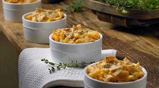 Artichoke Mac N Cheese Recipe