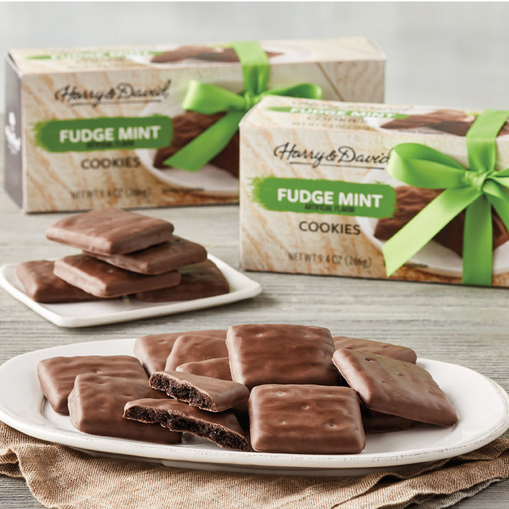 fudge mint cookie stocking stuffers for kids