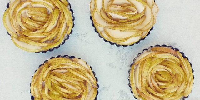Gluten-Free Pear Tart Recipe