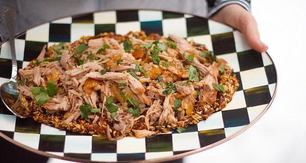 Slow Cooker Pulled Pork Chutney Recipe