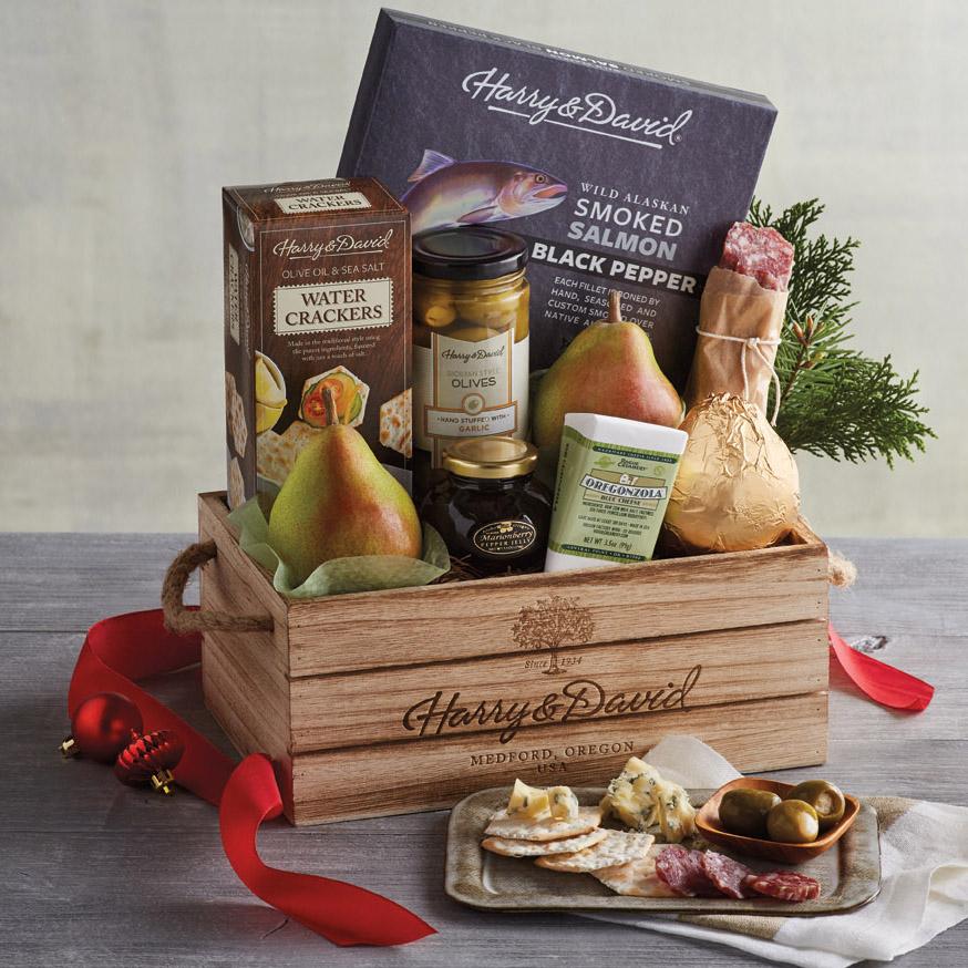 Northwest Gift basket from Oregon