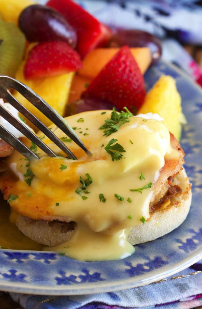 Artichoke Eggs Benedict copy