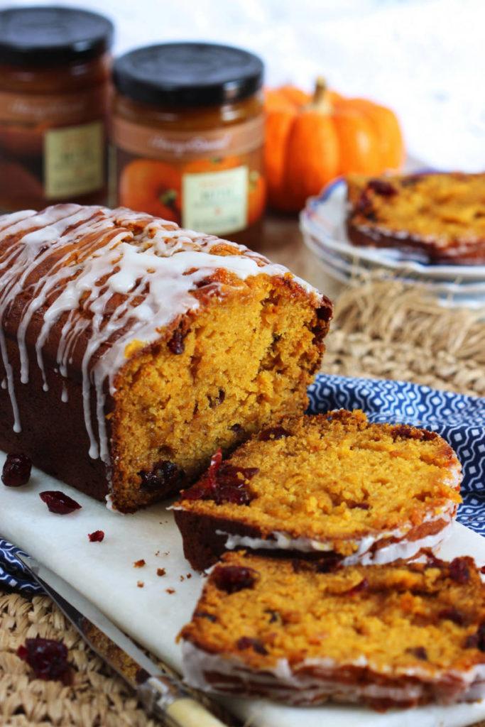 Pumpkin Butter Bread Recipe for Fall Season