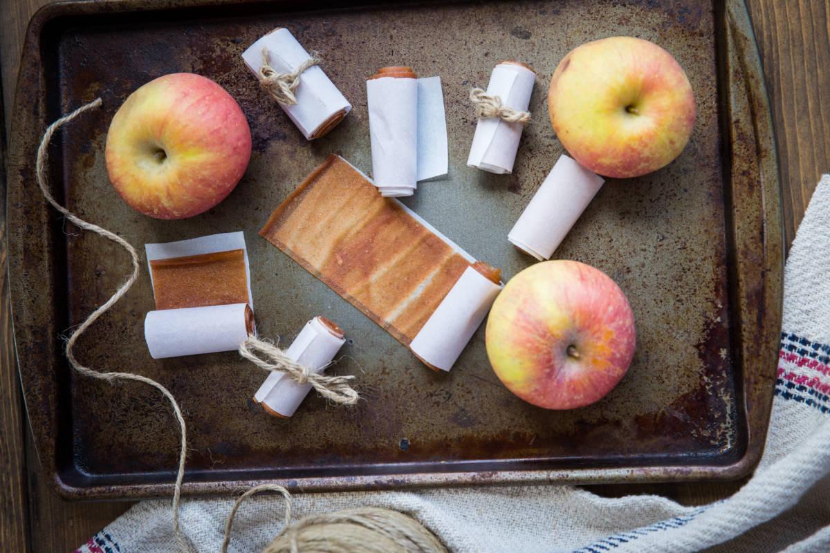 apple-fruit-leather