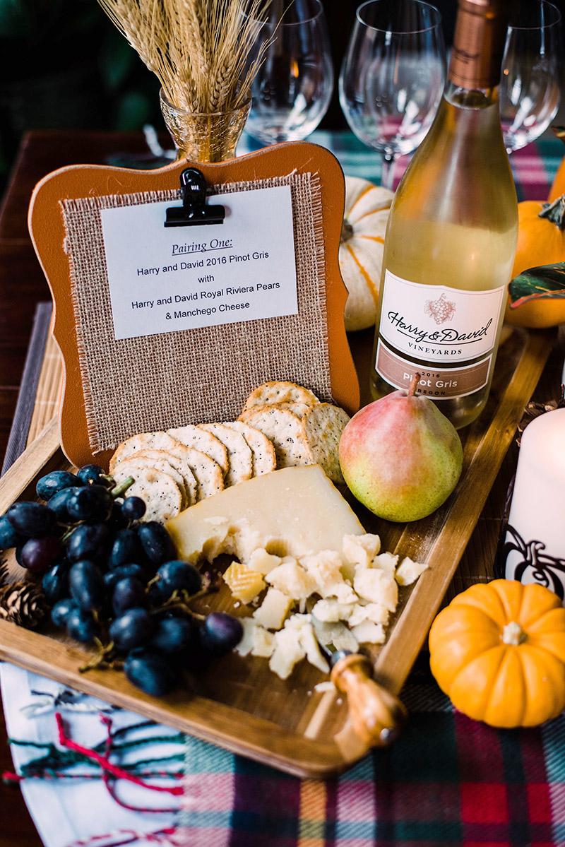 Pinot Gris Wine Pairing