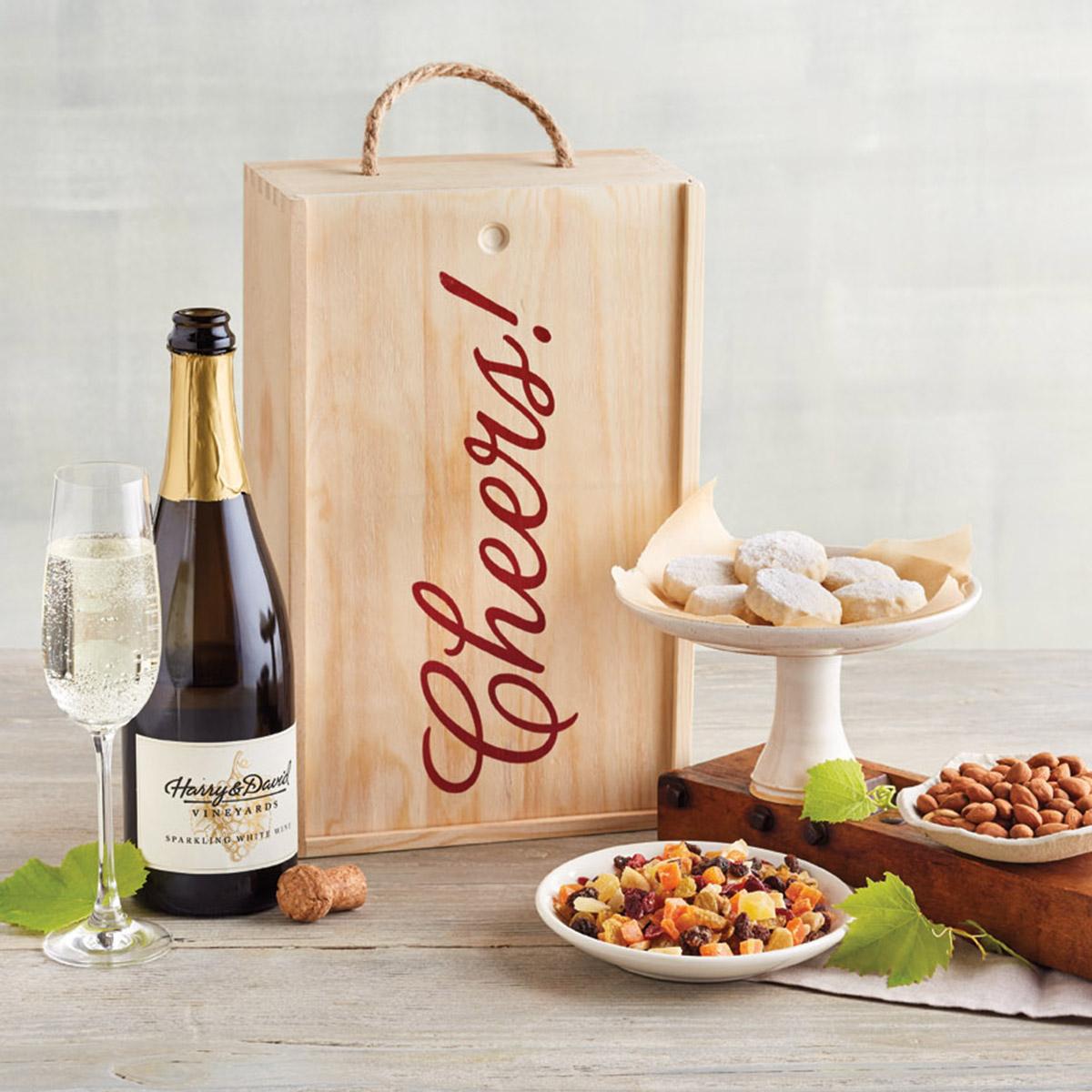 wine graduation gift