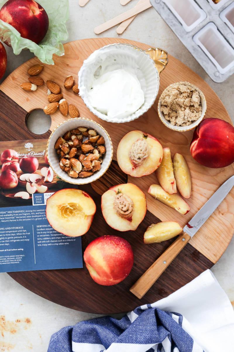 summer fruit popsicle recipe