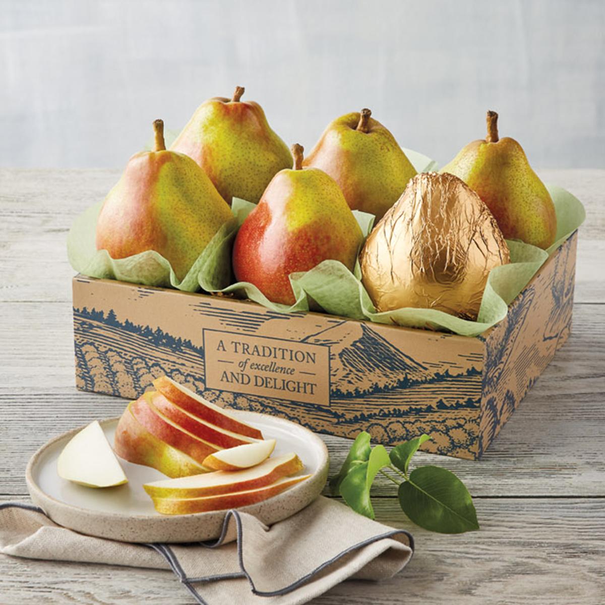 royal riviera pear last minute gift idea