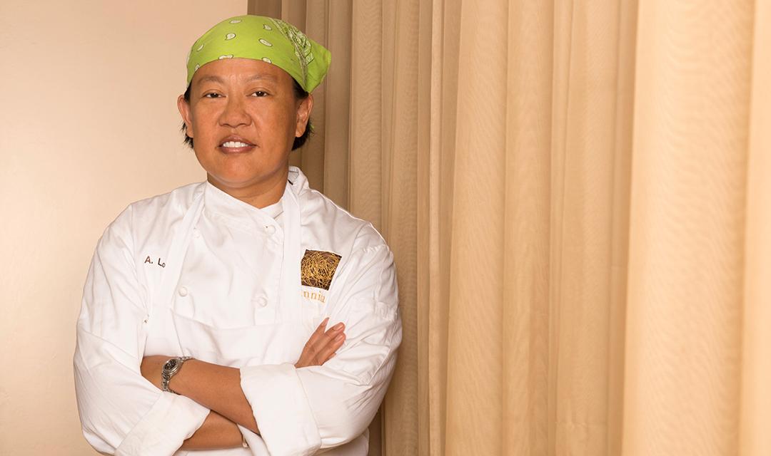 chef Anita Lo