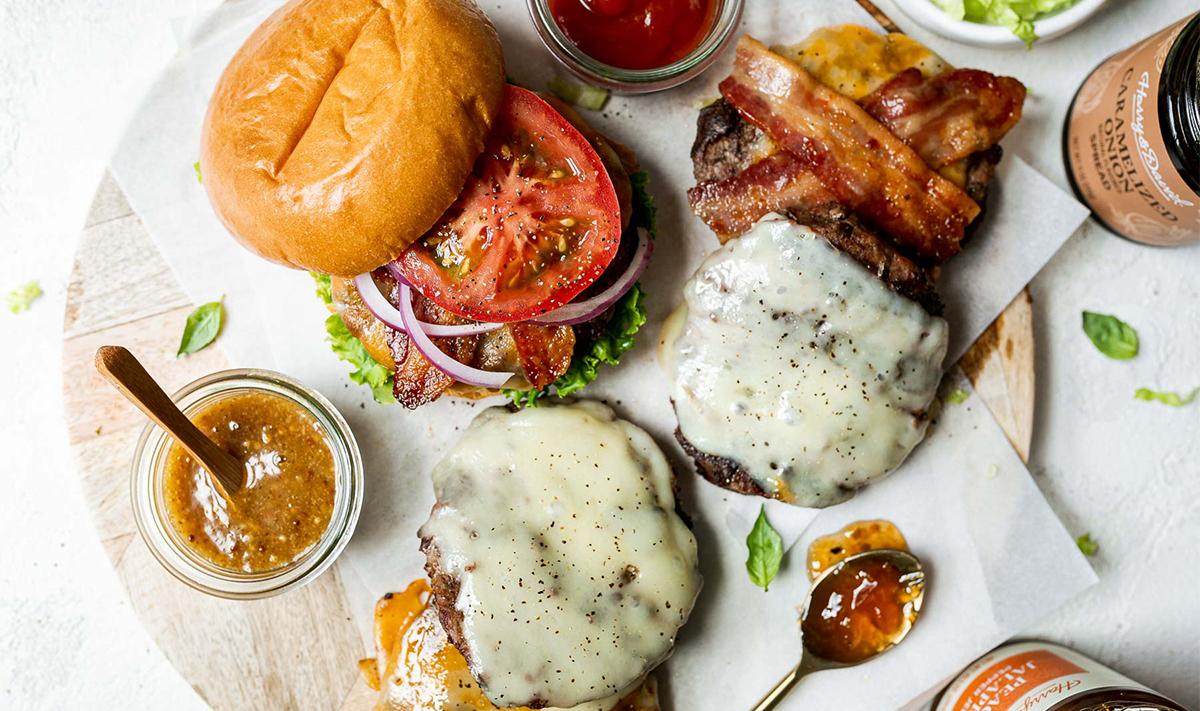 steak burger bar