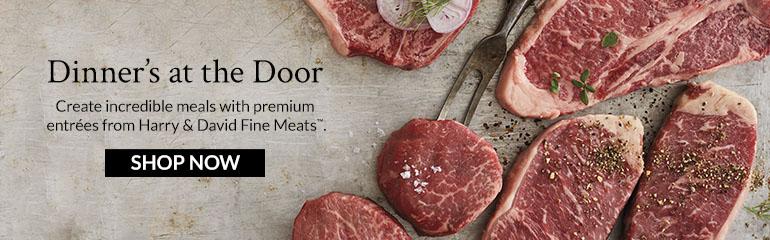 harry & david fine meat