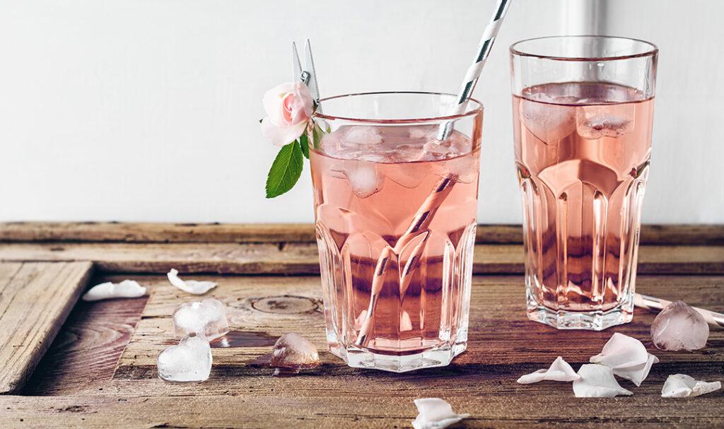 Rose-water