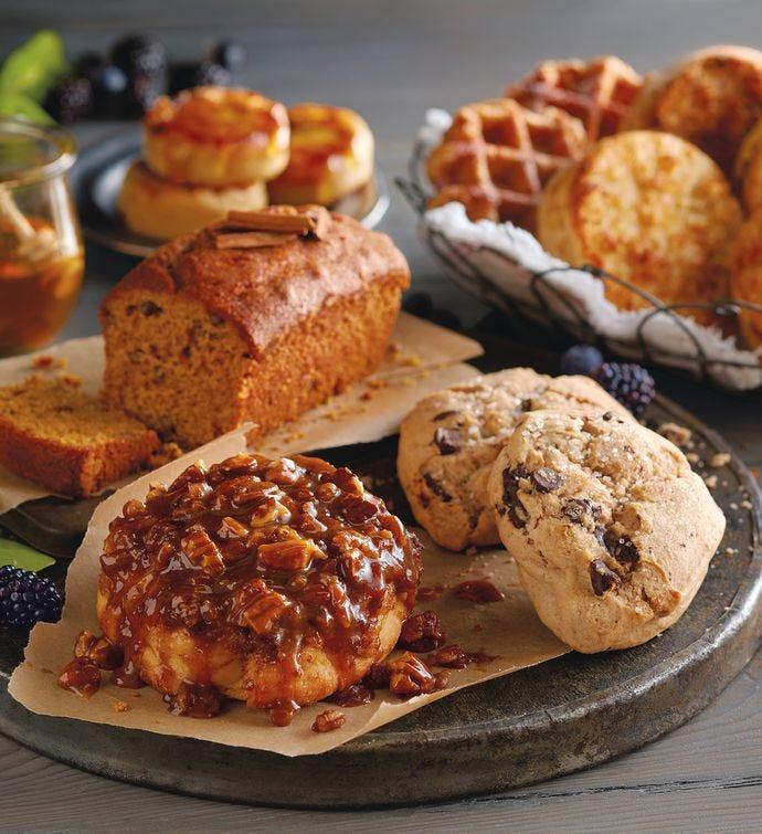 back to school celebration tips -- assorted baked goods
