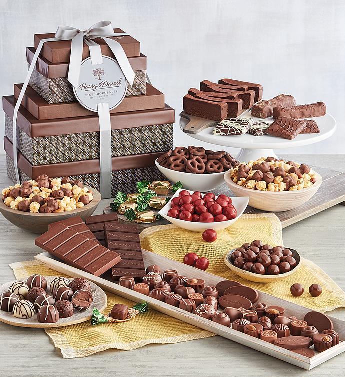 back to school celebration tips -- chocolate treats